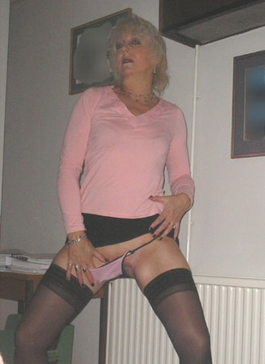 Horny Mature Ladies